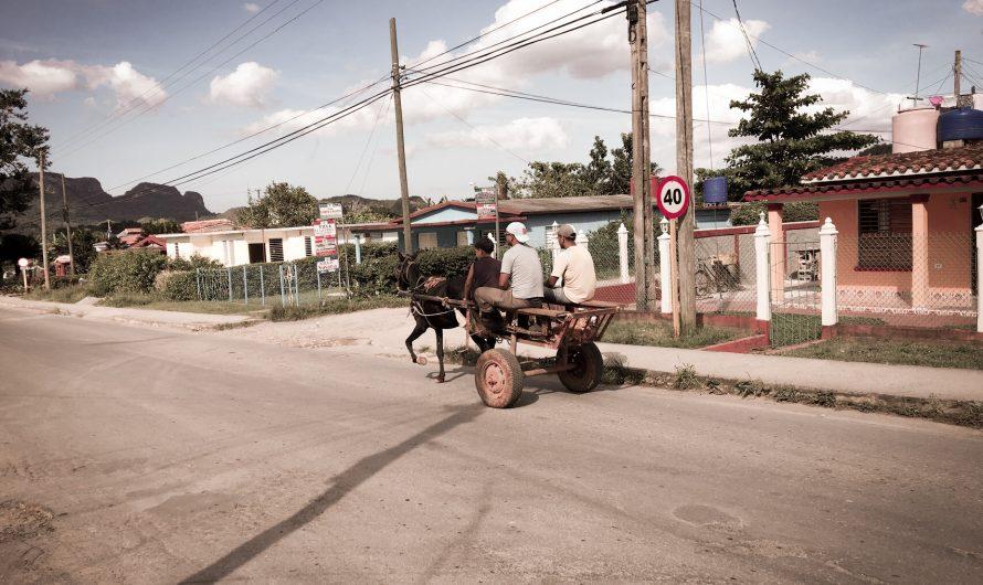 Ankunft in Trinidad