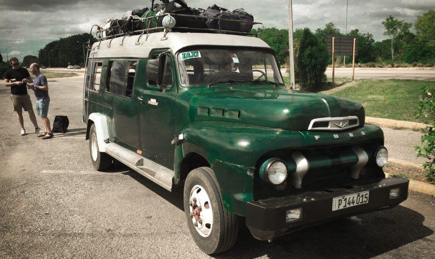 Roadtrip nach Cienfuegos