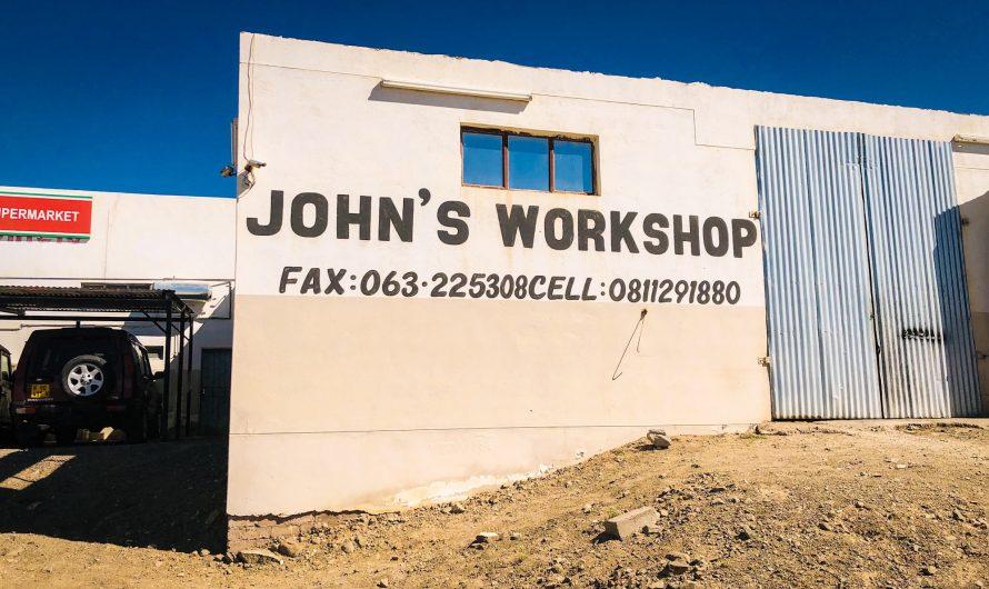 John's Workshop