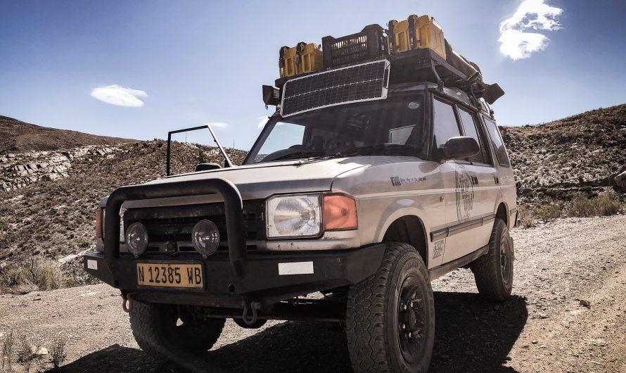 Mein Reisemobil: Landrover Discovery 1