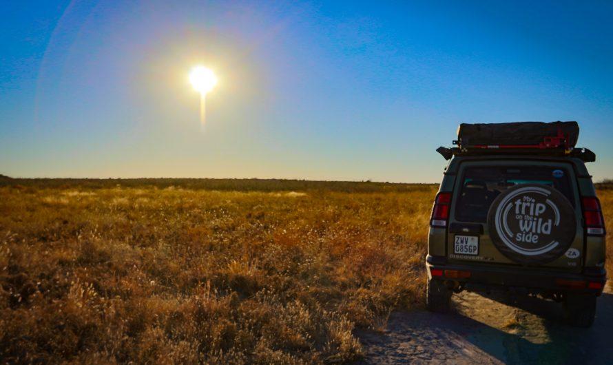 Central Kalahari Game Reserve – San Pan Camp