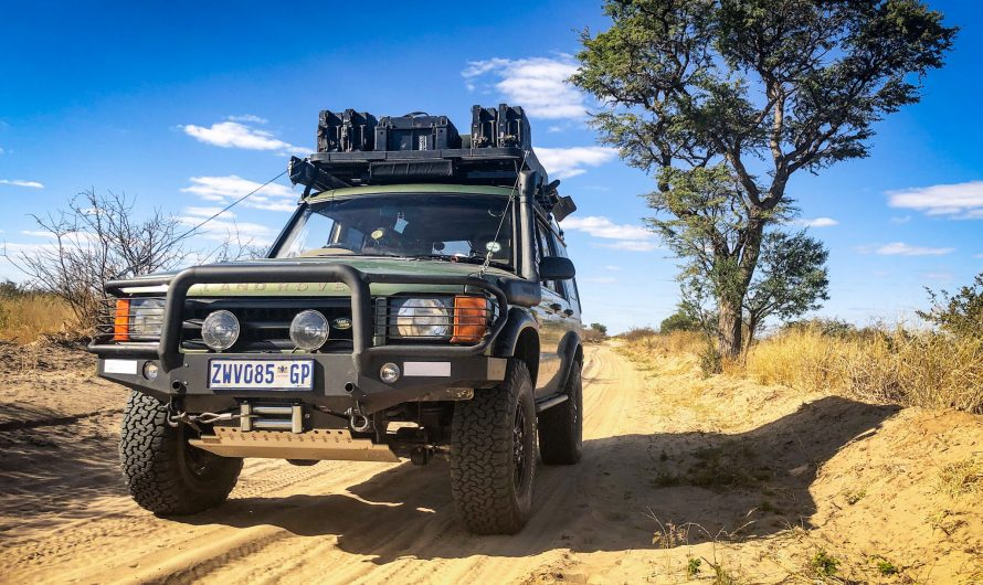 Central Kalahari Game Reserve – The adventure begins